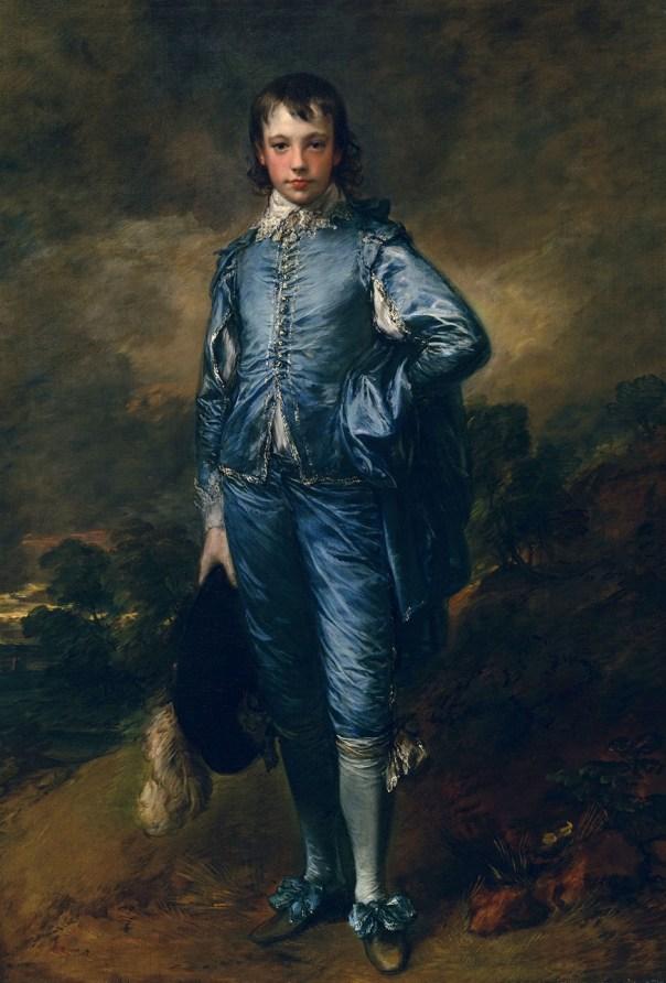 Thomas Gainsborough's The Blue Boy