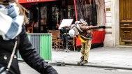 Paris Street Performance, Bravo!