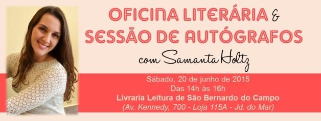 Oficina literaria Samanta