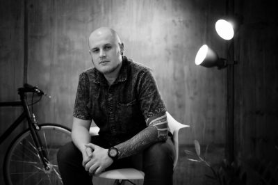 Fotografas Laurynas Mitrulevičius