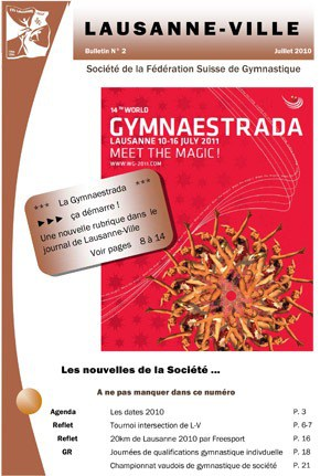 Journal 2010 – Juillet