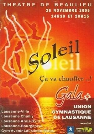 Gala UGL 2005