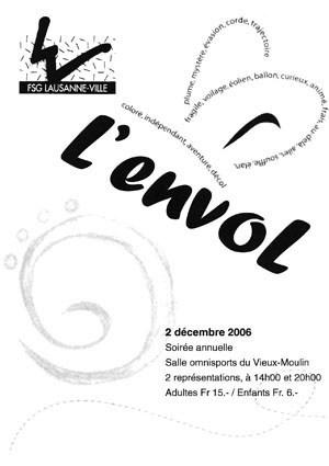 Soirée 2006