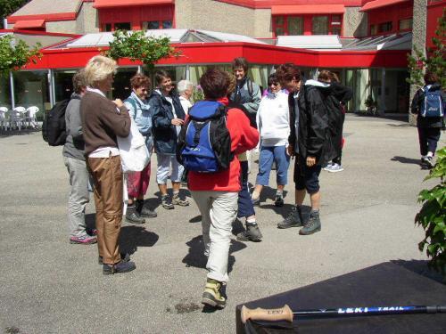 2004 – Course de la Féminine au Seeland (21 août)