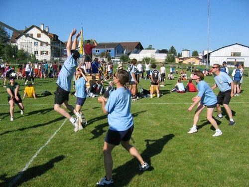 2004 – Fête cantonale Fribourgeoise à Morat (3 et 4 juillet)