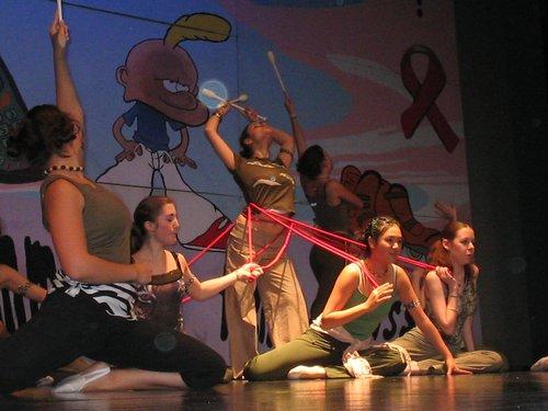 2004 – Soirée annuelle à l'Aula des Bergières (26 et 27 novembre)