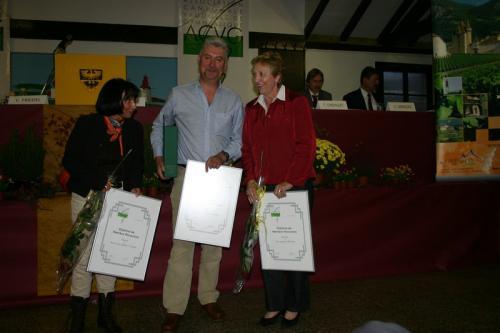 2005 – Jean-Claude, membre honoraire de l'ACVG (5 novembre)