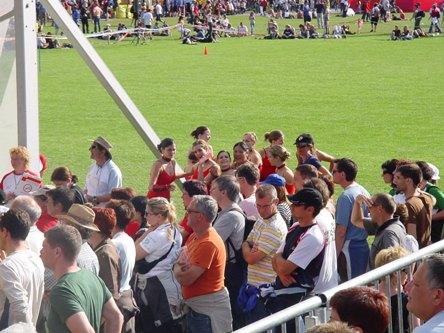 2007 – 74ème Fête fédérale de Gymnastique à Frauenfeld (14 au 24 juin)