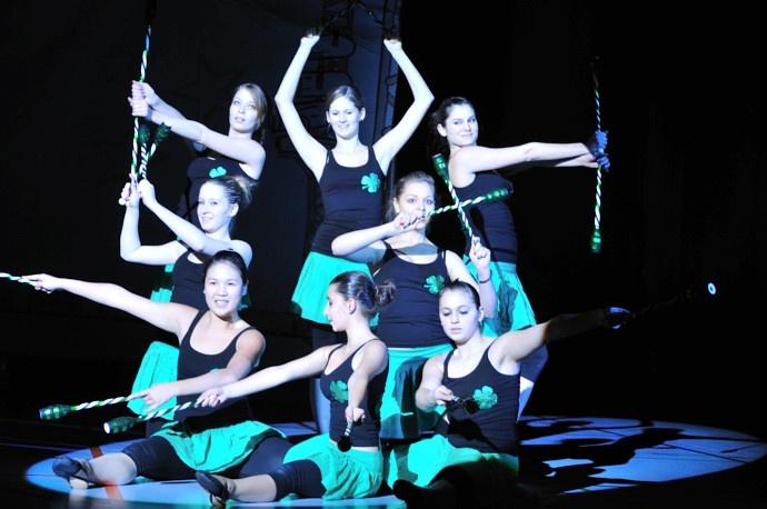 2008 – Soirée de gymnastique au Vieux-Moulin (5 et 6 décembre)