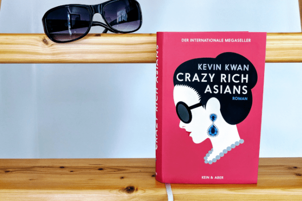 Crazy Rich Asians von Kevin Kwan