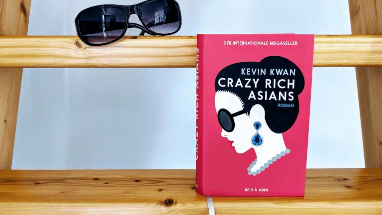 Crazy Rich Asians von Kevin Kwan