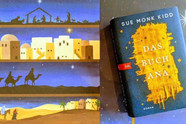 Das Buch Ana von Sue Monk Kidd