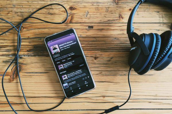 Bücher-Podcasts