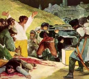Los fusilamientos del 2 de mayo de 1808 en Madrid