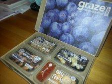 My Graze book arrives