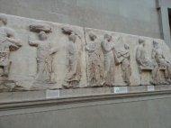 The Parthenon rooms
