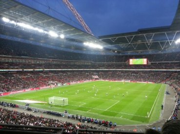 Football at Wembley