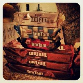Tim Tam treats