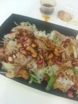 Itsu lunch