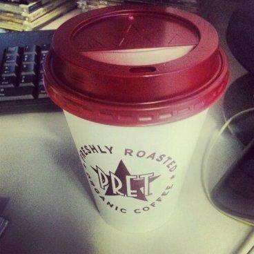 Early morning wake up juice