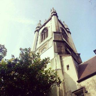 St Dunstan Church