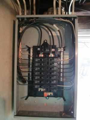 100 Amp Service | Lauterborn Electric