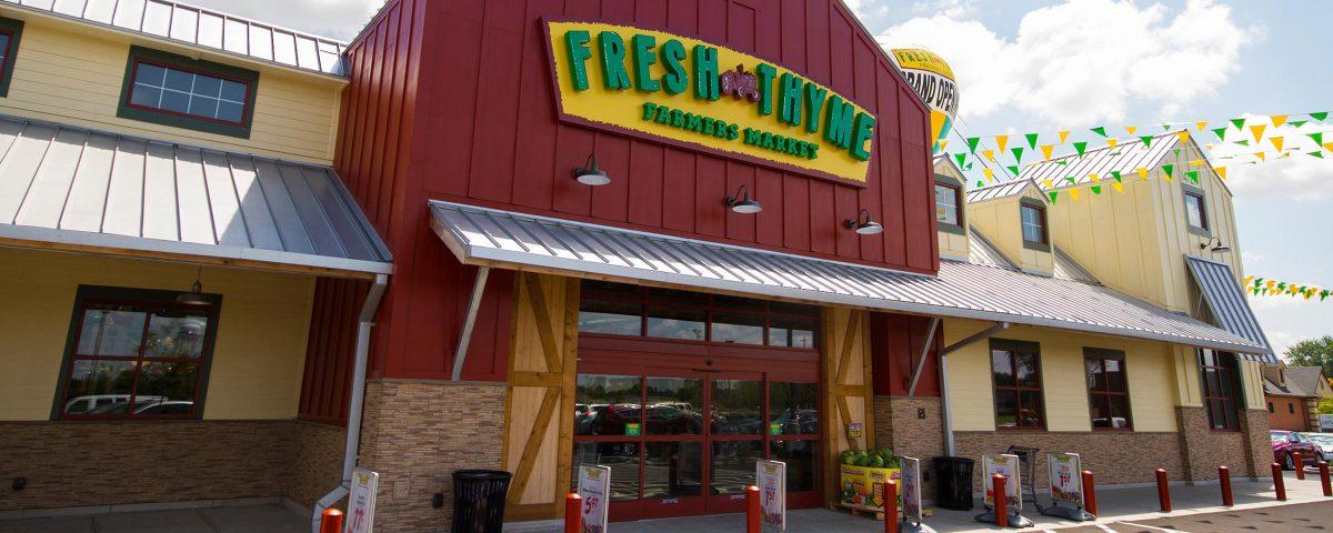 Fresh Thyme Farmers Market Lafayette Indiana