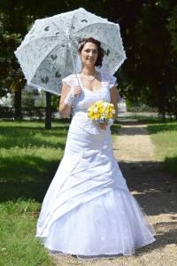 A menyasszonyi ruhám