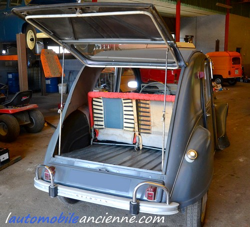 citro u00ebn 2cv mixte  kit enac