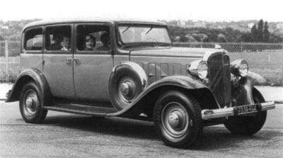 citro n rosalie 1932 1938 l 39 automobile ancienne. Black Bedroom Furniture Sets. Home Design Ideas