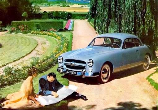 ford com te 1951 1954 l 39 automobile ancienne. Black Bedroom Furniture Sets. Home Design Ideas