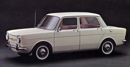 simca 1000 1961 1978 l 39 automobile ancienne. Black Bedroom Furniture Sets. Home Design Ideas