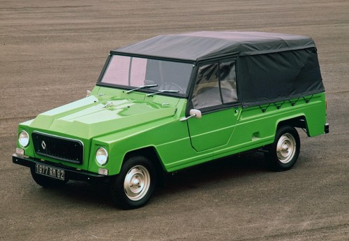 renault rod o 4 1970 1981 l 39 automobile ancienne. Black Bedroom Furniture Sets. Home Design Ideas