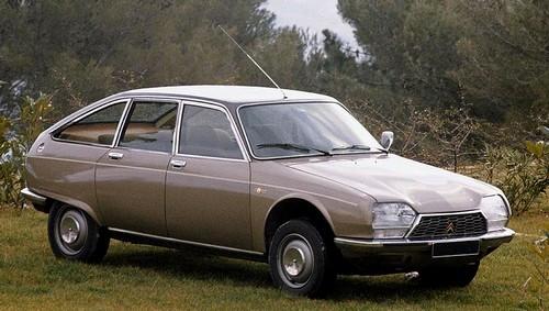 citro n gs birotor 1973 1975 l 39 automobile ancienne. Black Bedroom Furniture Sets. Home Design Ideas