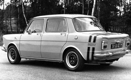 Simca 1000 Rallye 1970 1978 L Automobile Ancienne