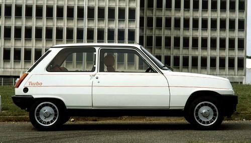 renault 5 alpine turbo 1981 1984 l 39 automobile ancienne. Black Bedroom Furniture Sets. Home Design Ideas