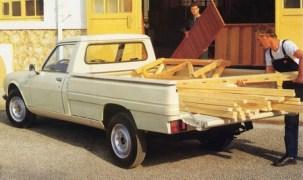 peugeot 504 pick up 1980 2005 l 39 automobile ancienne. Black Bedroom Furniture Sets. Home Design Ideas