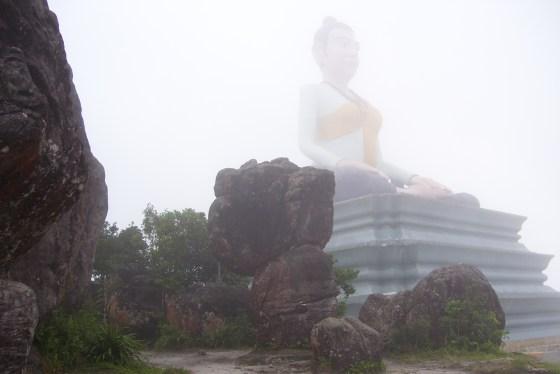 Statue Bouddha khmer