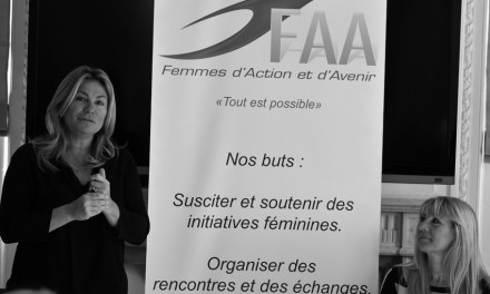 LES FEMMES A L HONNEUR A LA VILLA GABY !