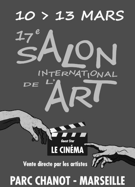 17EME SALON INTERNATIONAL DE L'ART A MARSEILLE, LE SIAC