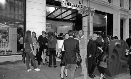 SOIREE PRESENTATION DE L'HOTEL NH COLLECTION A MARSEILLE