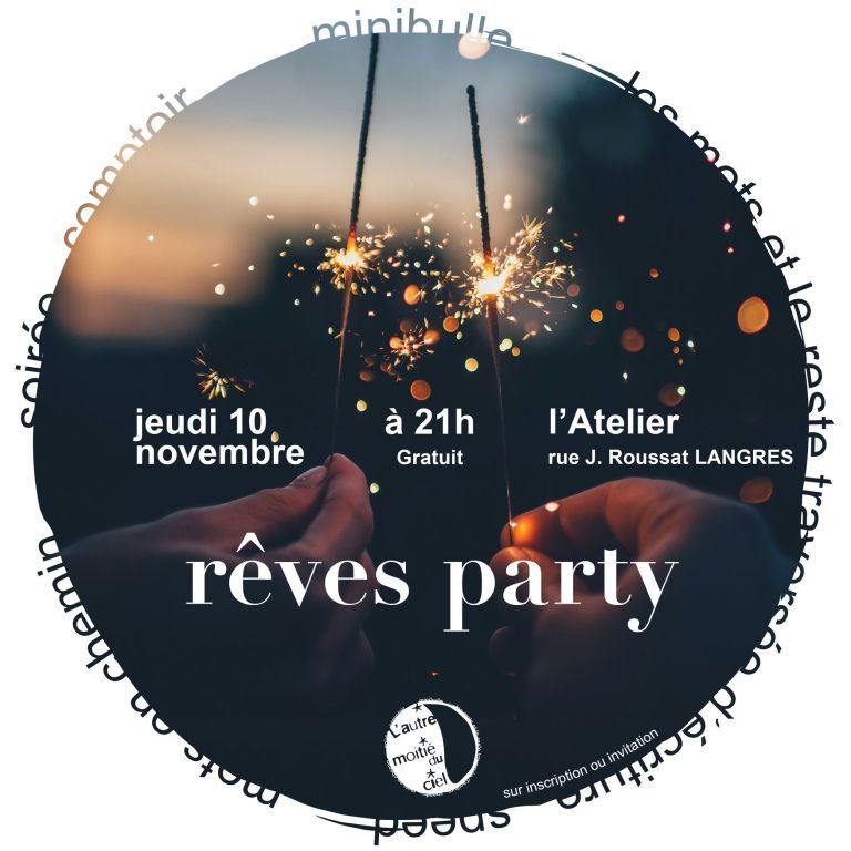 Rêves Party 2016