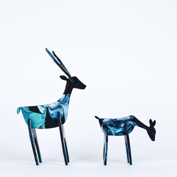 Happy Deer – nr 1