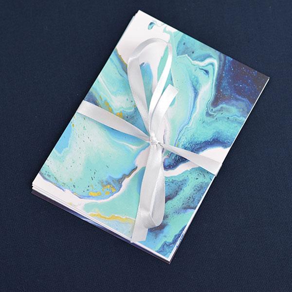 Kunstkaarten ansichtkaarten set 2
