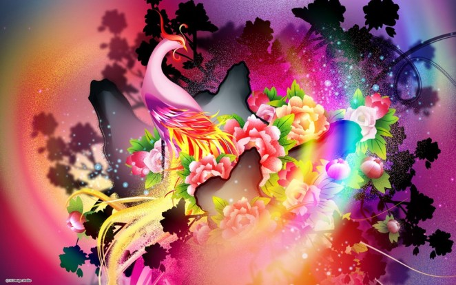 Stunningly Colorful Wallpapers for your Desktop (18)