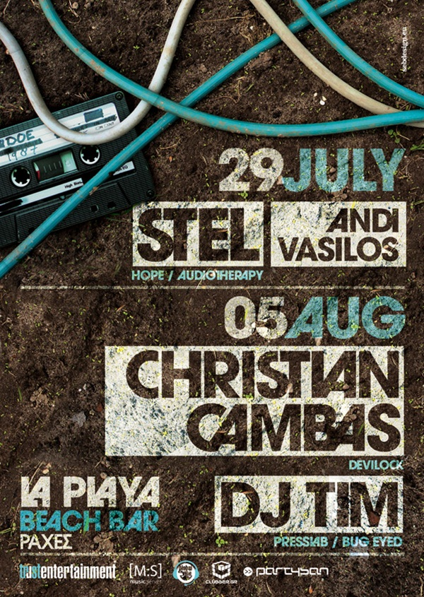 Amazing Party Poster Designs12