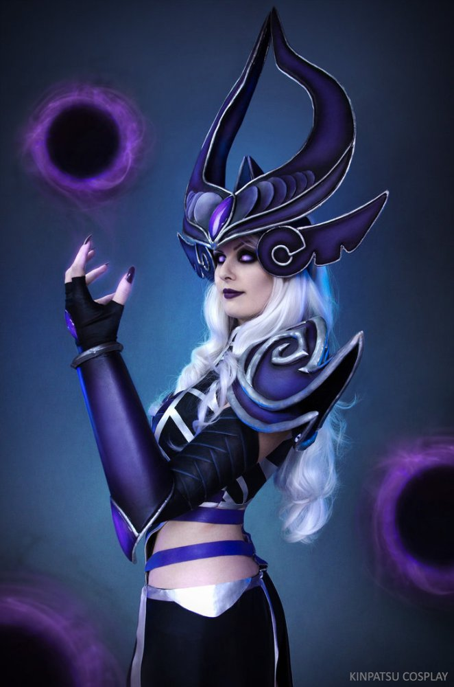 Syndra cosplay - League of Legends
