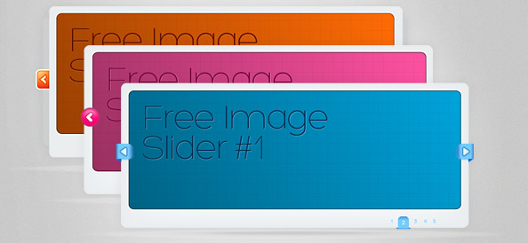 psd slider templates for free