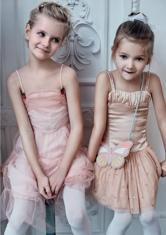 Cute and Trendy Kids Clothing Fashion Photography