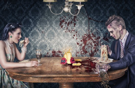 Suck your guts out at halloween: 50 Seriously Scary Photography